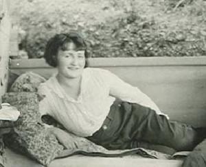 Nora Marie (Kieron) Blacker