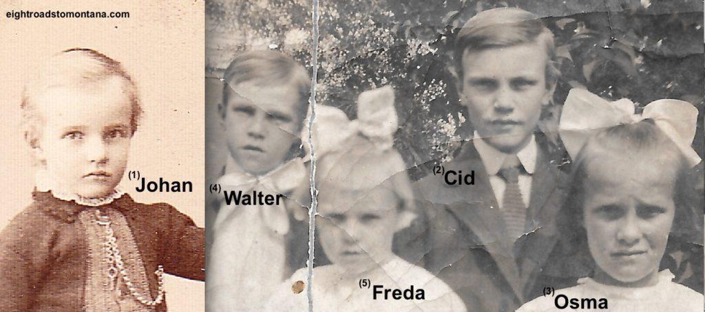 Brita's children