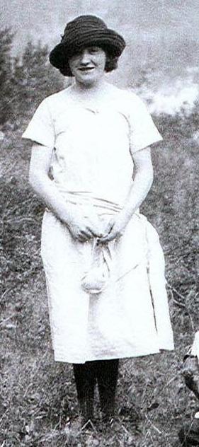 Nora circa 1923