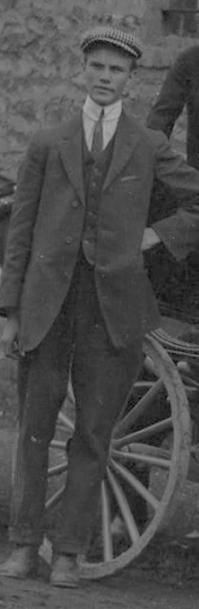 Cid Dalin Sr. circa 1916