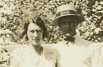 Fran and Cid circa 1930